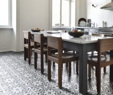 Put Terrazzo tiles on your floor