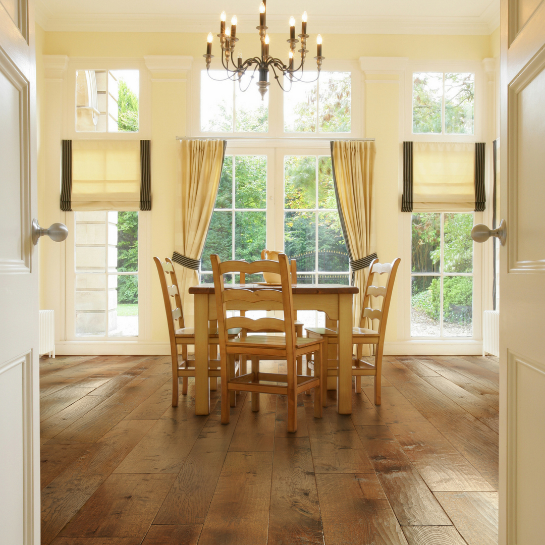 Charles Lowe & Sons Generation Mellow timber flooring